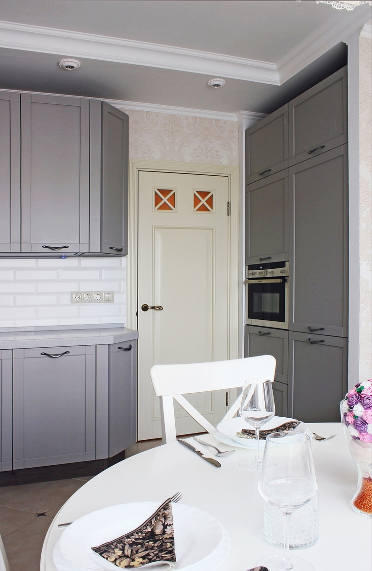 интерьер кухни - фото № 67745