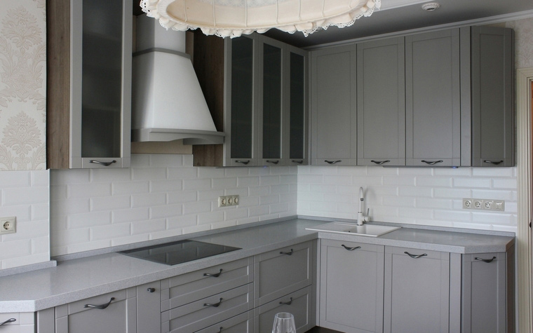 интерьер кухни - фото № 67746