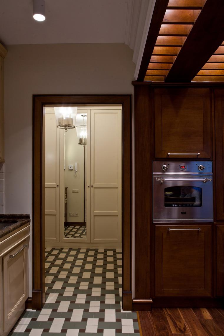 интерьер кухни - фото № 67769
