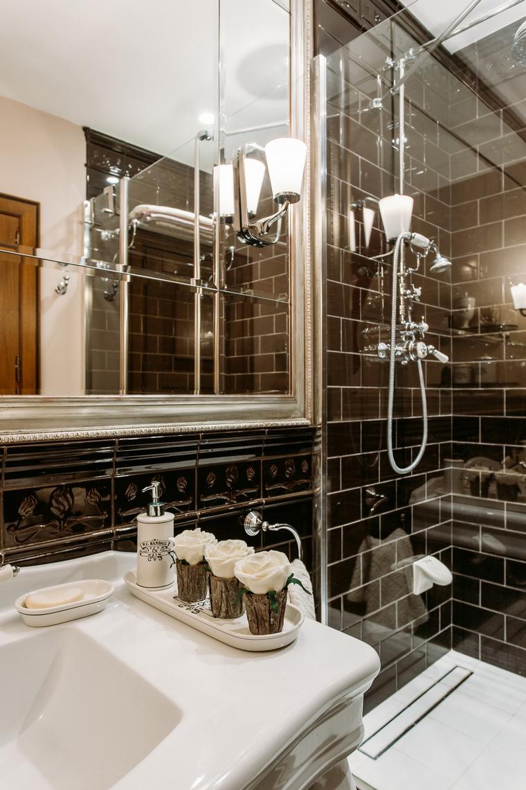 Фото № 67770 ванная  Квартира