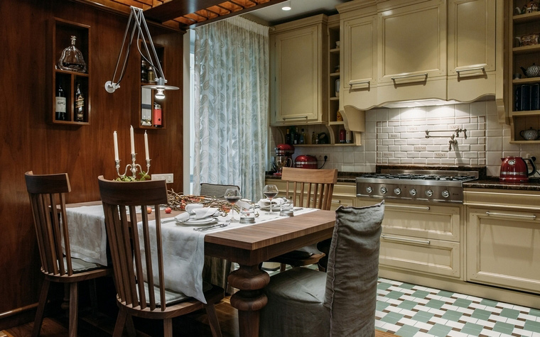интерьер кухни - фото № 67762