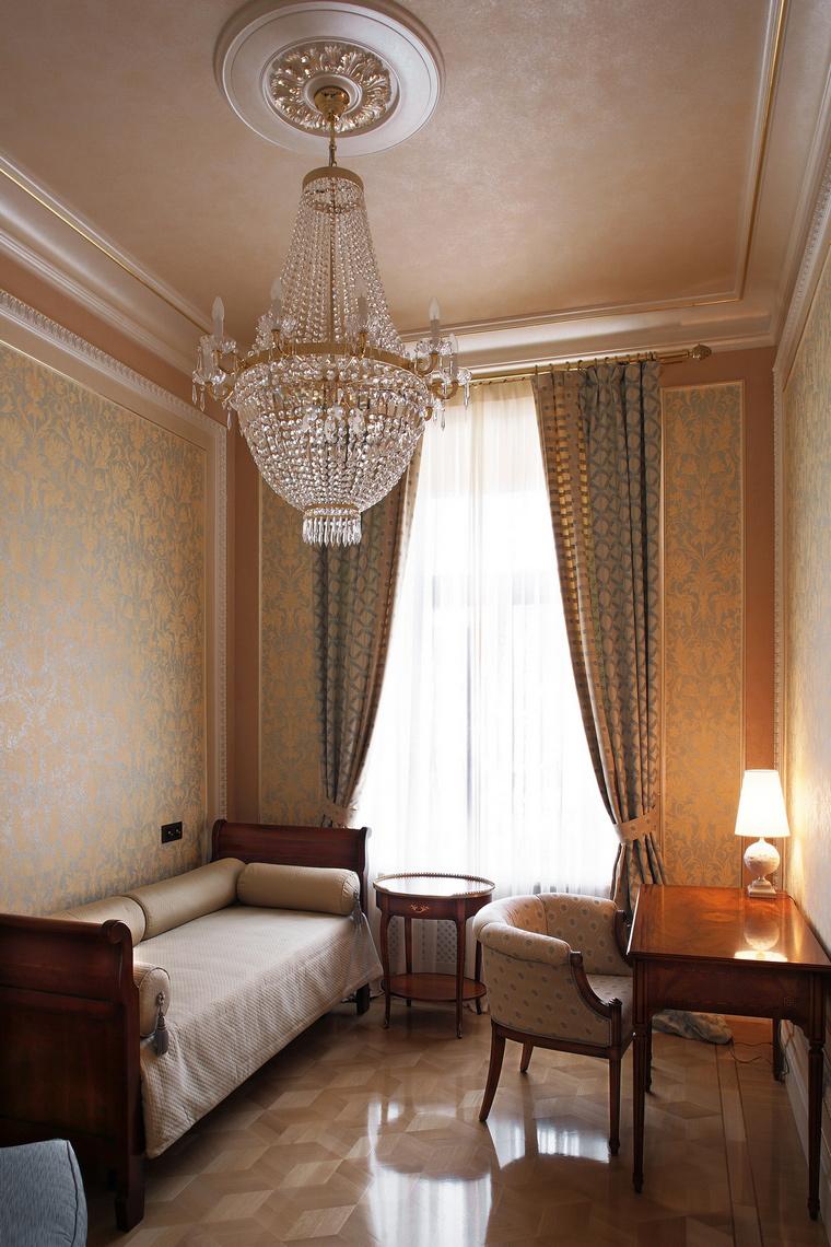 Фото № 67791 гостиная  Квартира