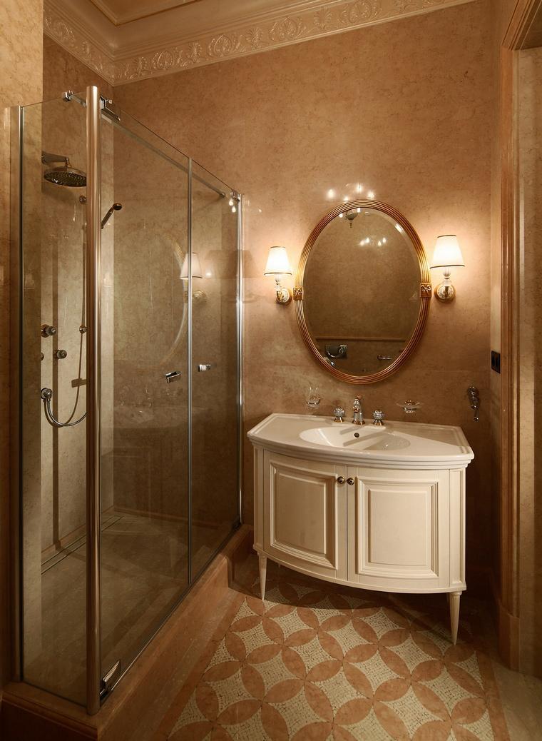 Фото № 67793 ванная  Квартира