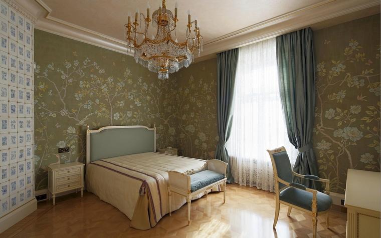 интерьер спальни - фото № 67786