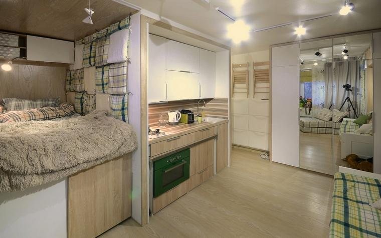 интерьер кухни - фото № 67846