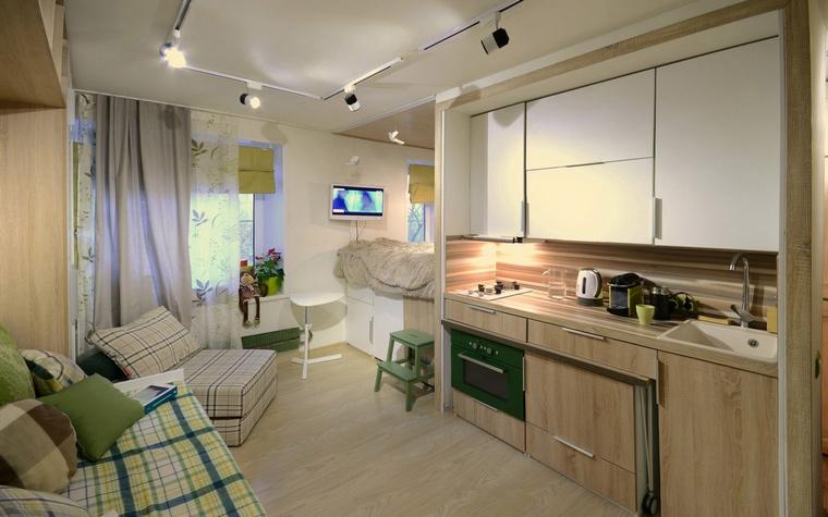 интерьер кухни - фото № 67847