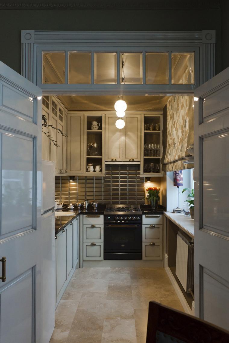 Фото № 67857 кухня  Квартира