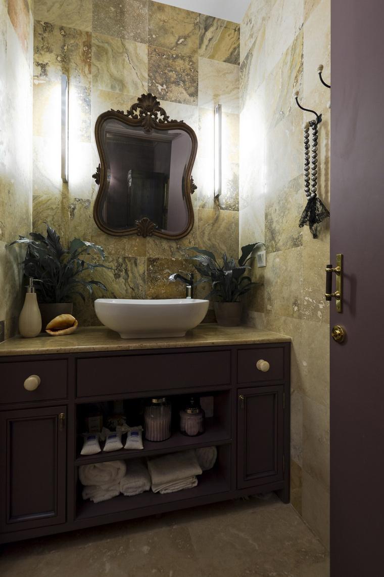 Фото № 67860 ванная  Квартира