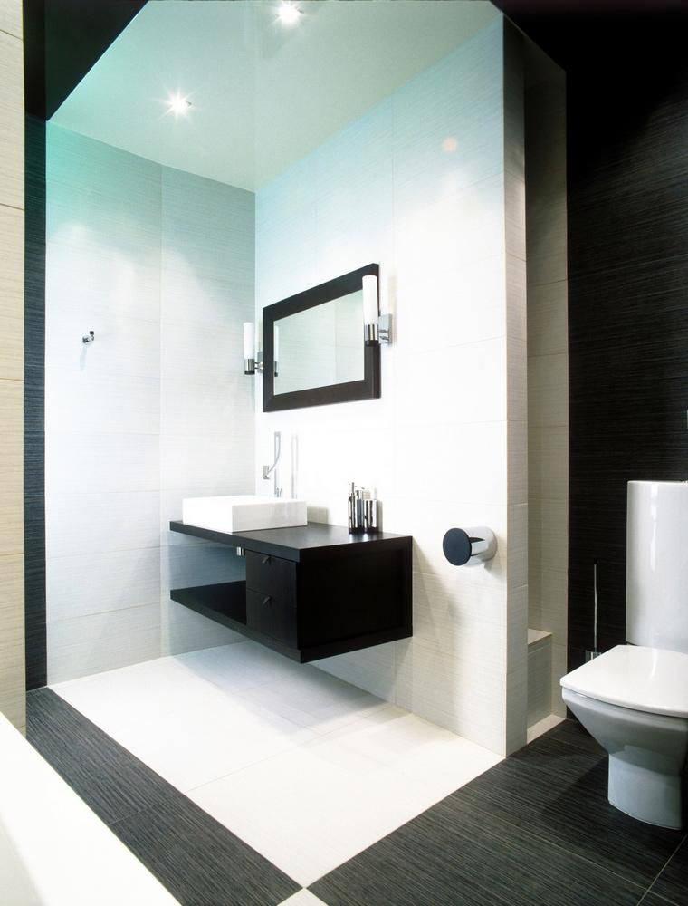 Квартира. ванная из проекта , фото №67874