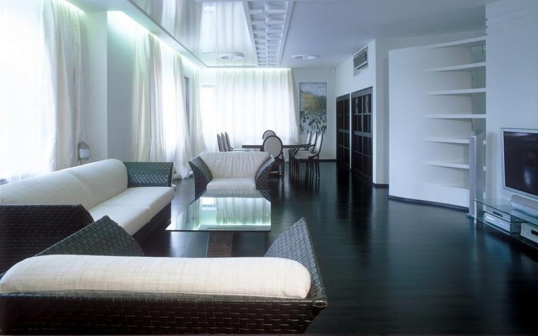 интерьер гостиной - фото № 67864