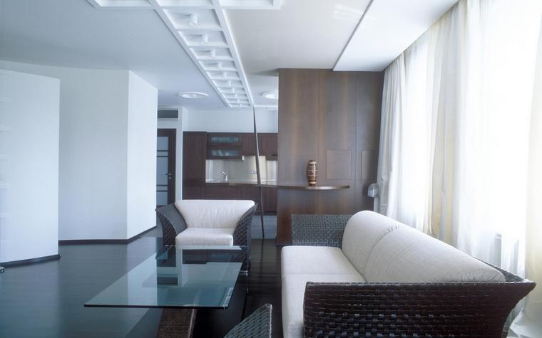 интерьер гостиной - фото № 67862