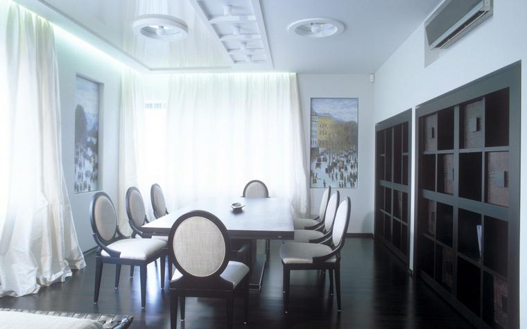 Квартира. столовая из проекта , фото №67867