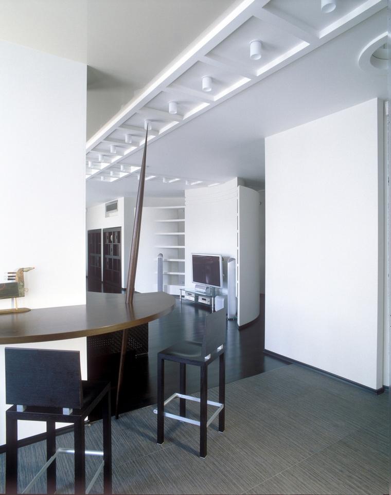 Квартира. кухня из проекта , фото №67870