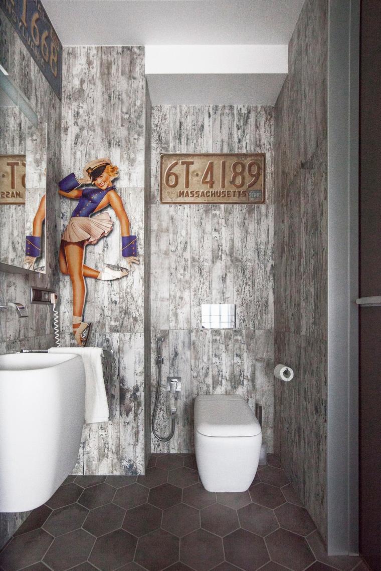 ванная - фото № 67899