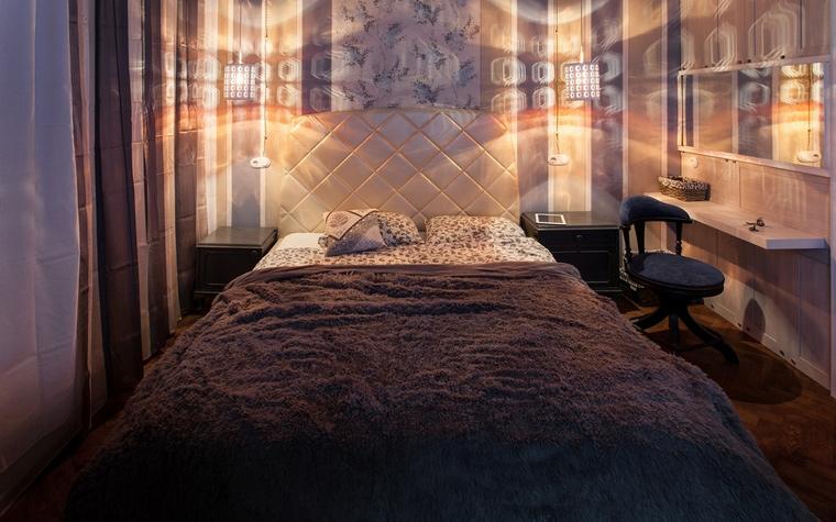 интерьер спальни - фото № 67940