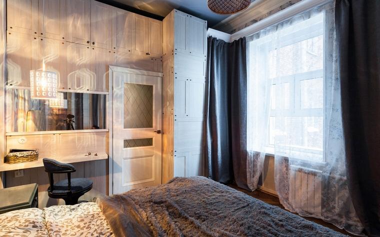 интерьер спальни - фото № 67943