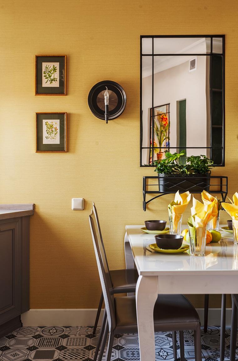 Фото № 67951 кухня  Квартира
