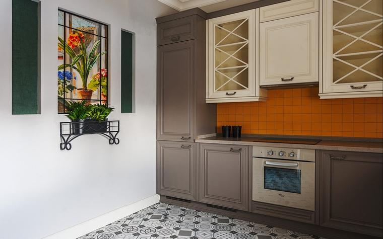 Фото № 67957 кухня  Квартира