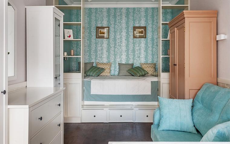 Фото № 67969 спальня  Квартира