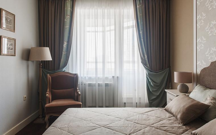 Фото № 67965 спальня  Квартира