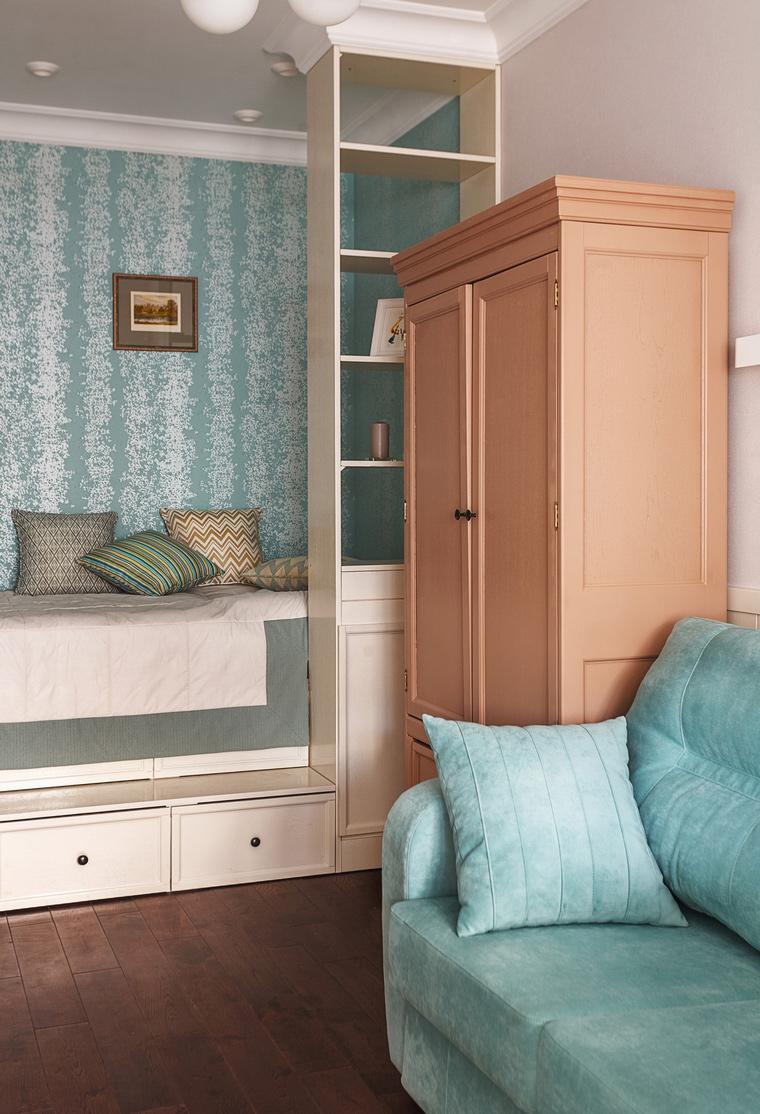 Фото № 67971 спальня  Квартира