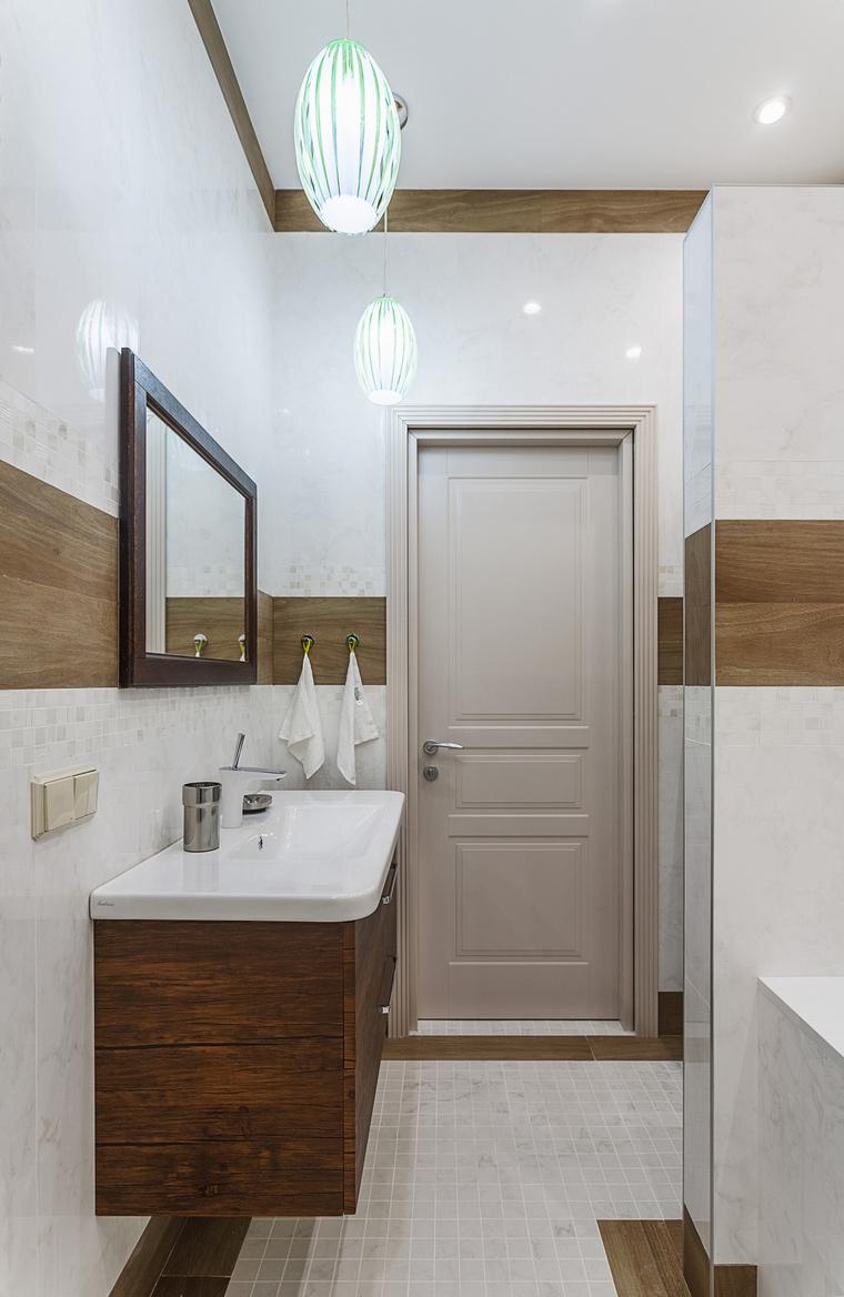 Фото № 67988 ванная  Квартира