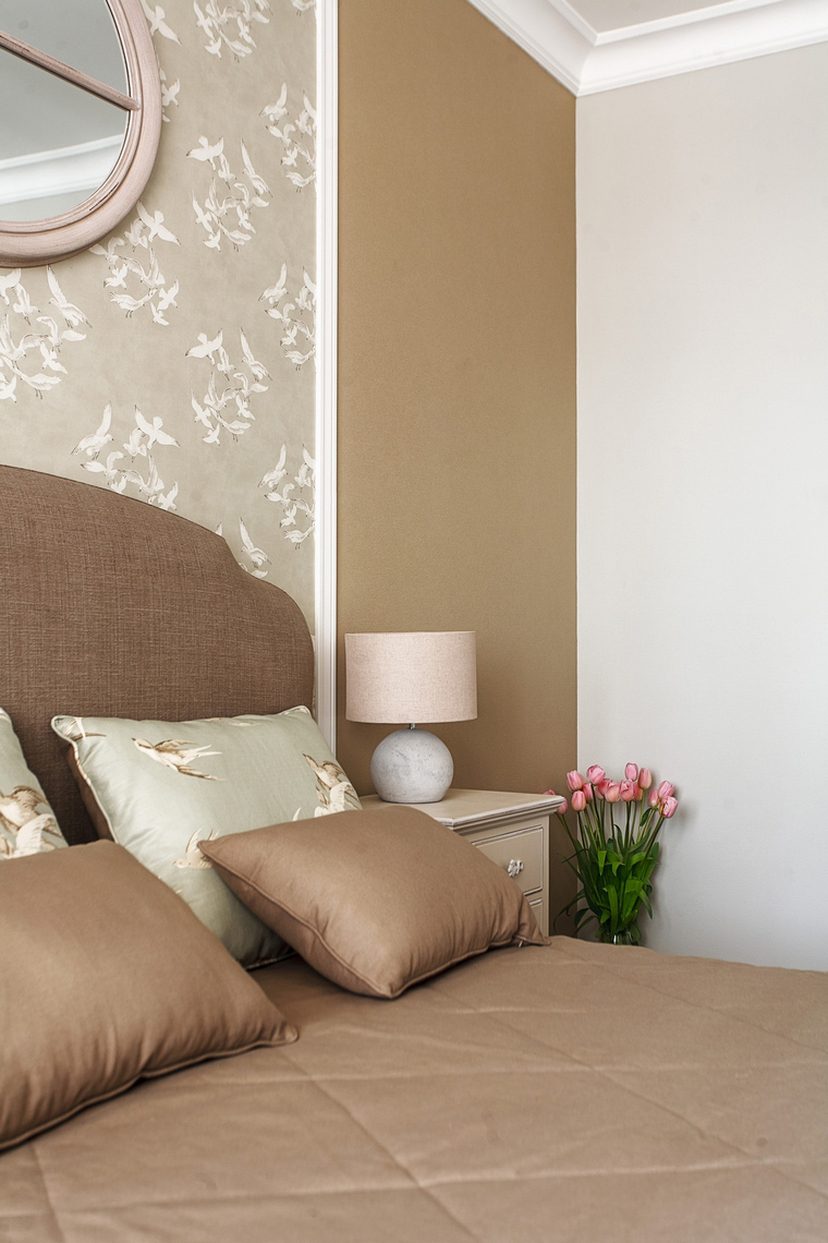 интерьер спальни - фото № 67966