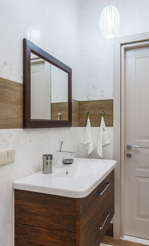 Фото № 67989 ванная  Квартира