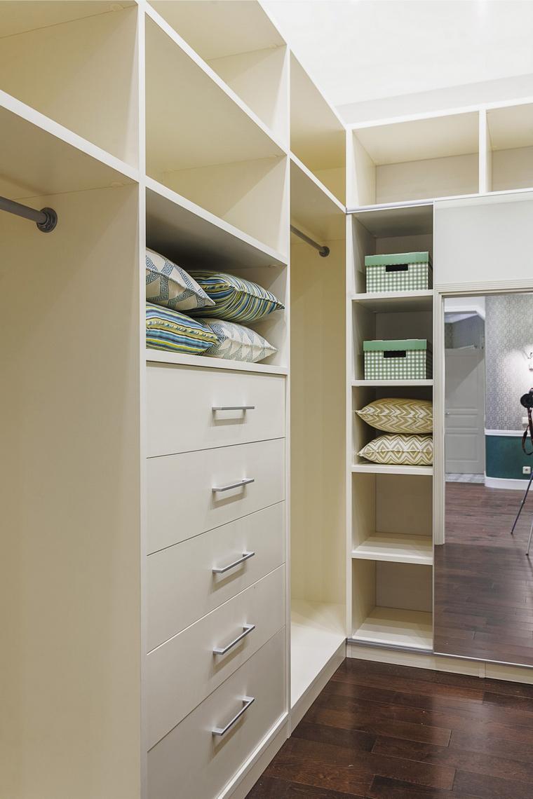 Фото № 67996 гардеробная  Квартира