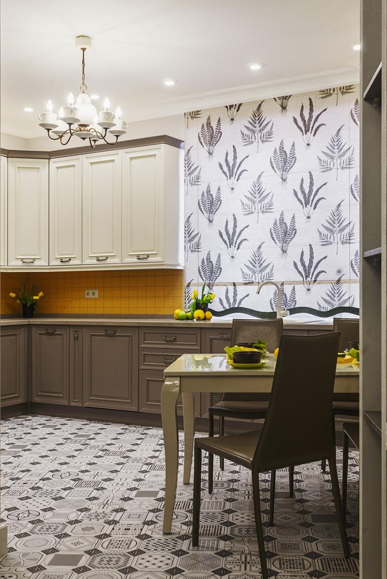 Фото № 67958 кухня  Квартира