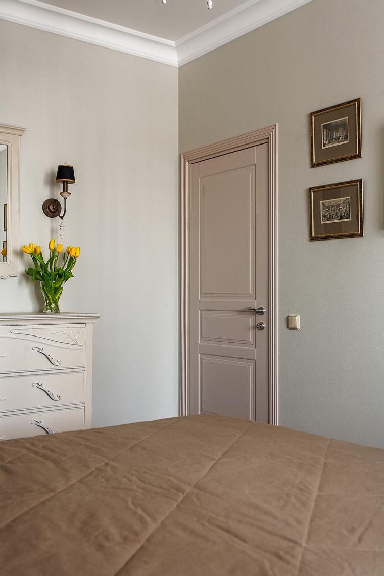Фото № 67967 спальня  Квартира
