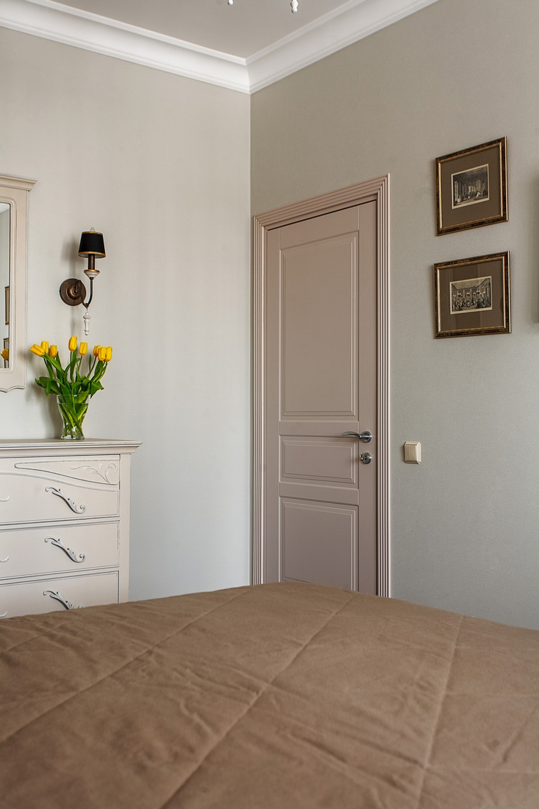 интерьер спальни - фото № 67967