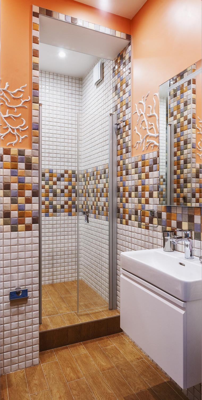 Фото № 67991 ванная  Квартира