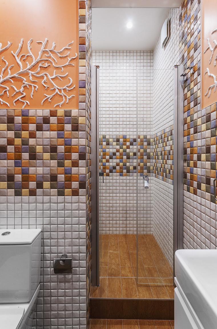 Фото № 67992 ванная  Квартира