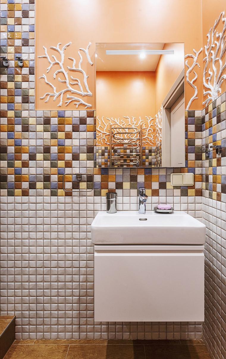 Фото № 67993 ванная  Квартира