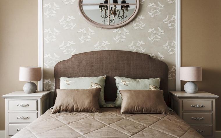 Фото № 67960 спальня  Квартира