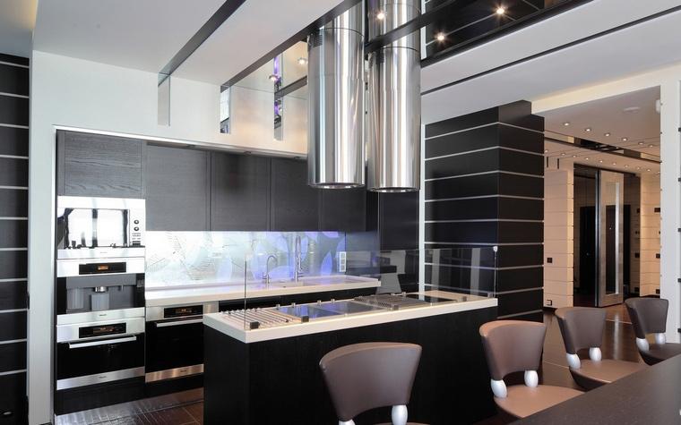 Квартира. кухня из проекта , фото №68008