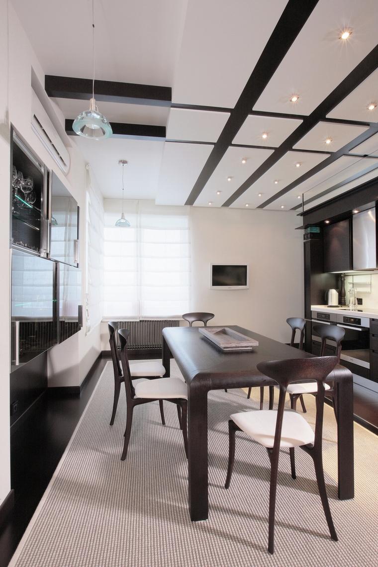 Фото № 68036 кухня  Квартира