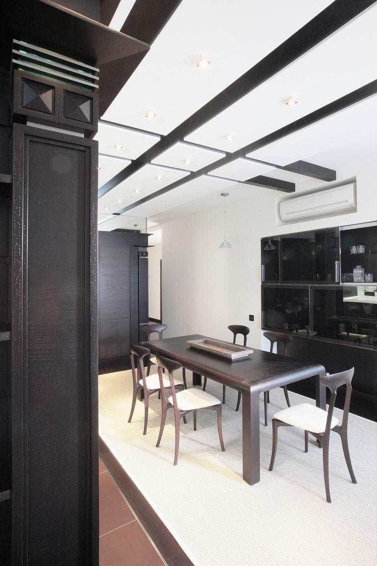 Квартира. кухня из проекта , фото №68037