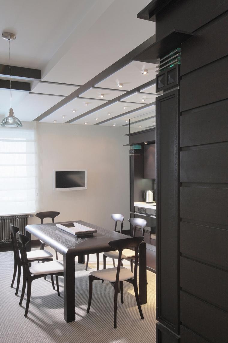 Фото № 68038 кухня  Квартира