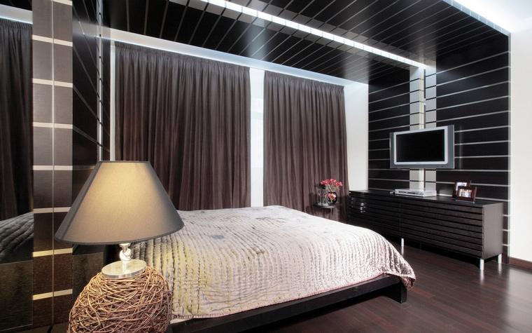интерьер спальни - фото № 68043