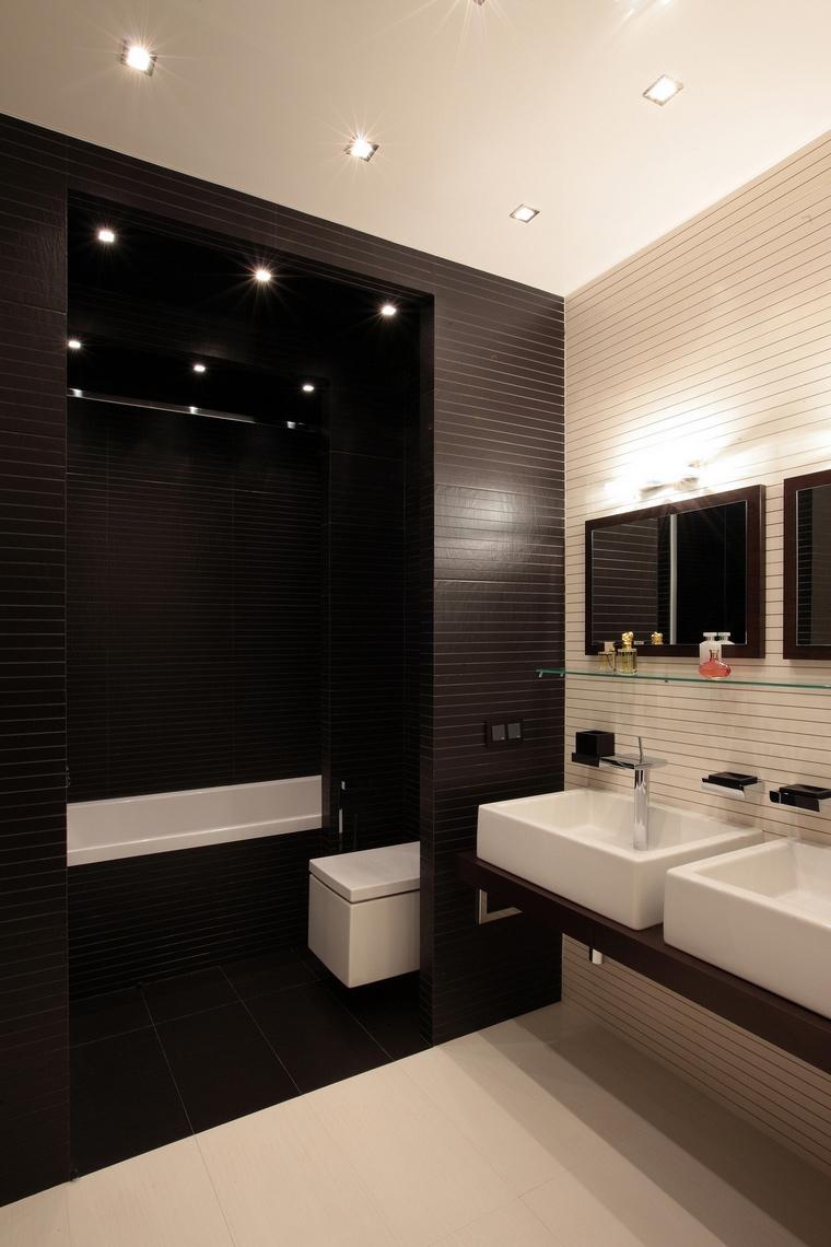 Фото № 68047 ванная  Квартира