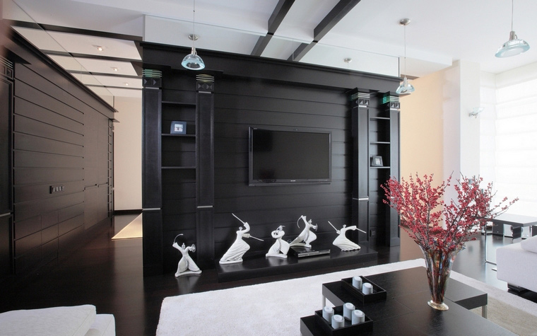 Фото № 68031 гостиная  Квартира
