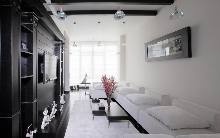 Фото № 68032 гостиная  Квартира