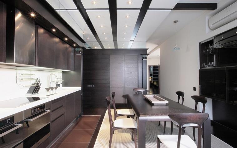 Фото № 68040 кухня  Квартира