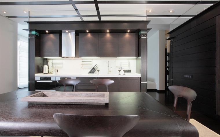 Фото № 68041 кухня  Квартира