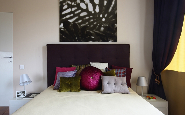 интерьер спальни - фото № 68056