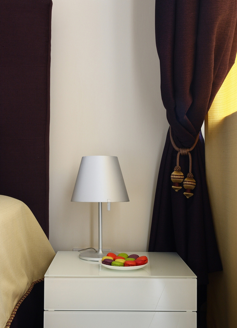 интерьер спальни - фото № 68057