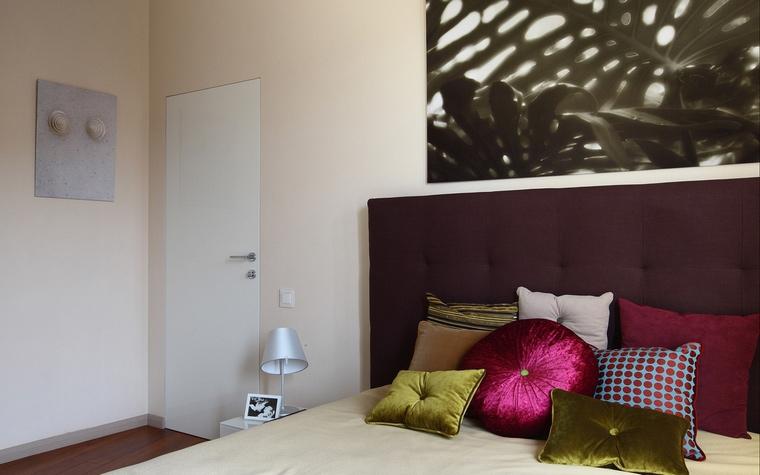 Фото № 68059 спальня  Квартира