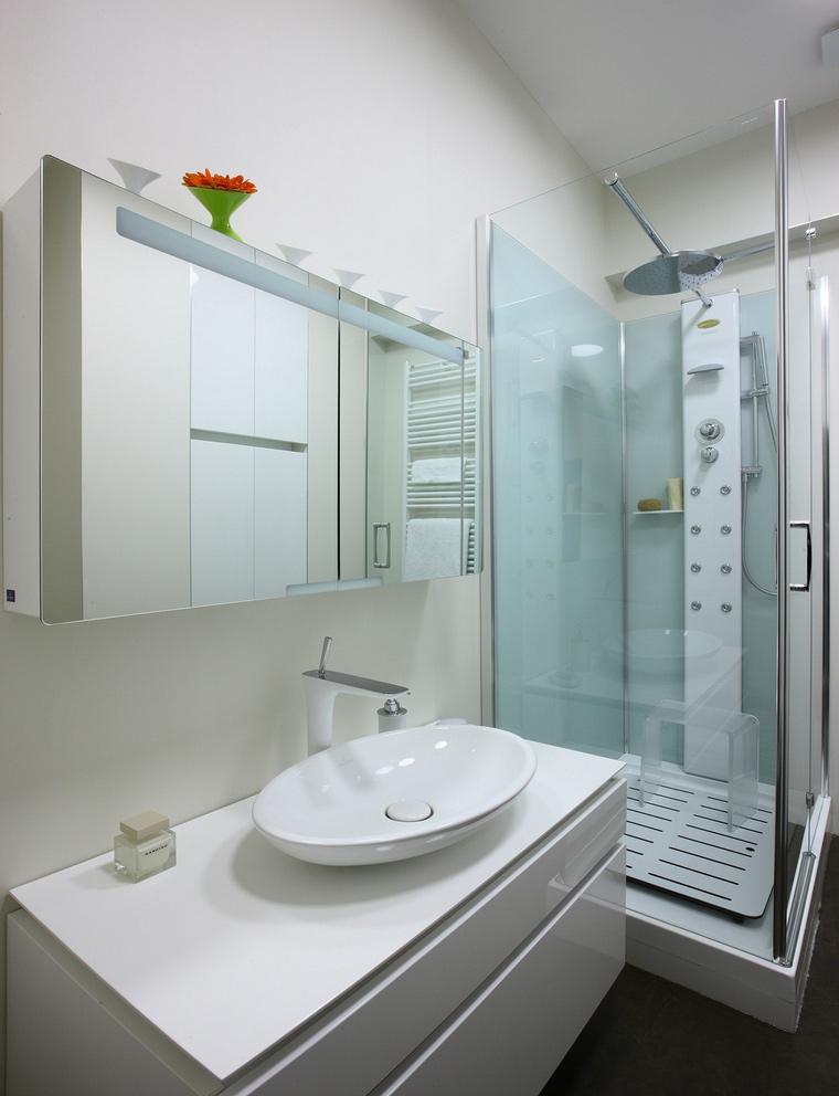 Фото № 68070 ванная  Квартира